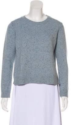 Rosetta Getty Cashmere Crew Neck Sweater