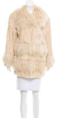 Glamour Puss Glamourpuss Short Fur Coat