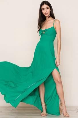 Yumi Kim Watch Me Maxi Dress