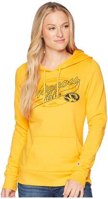 Champion College Missouri Tigers Eco University Fleece Hoodie Women's Sweatshirt