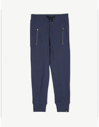 Molo Aston cotton-blend jogging bottoms 4-14 years