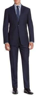 Armani Collezioni G-Line Striped Suit