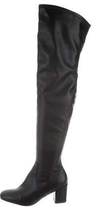 Rebecca Minkoff Leather Over-The-Knee Boots