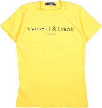 Manuell & Frank T-shirts - Item 37988939GU