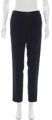 Tory Burch Mid-Rise Tuxedo Pants