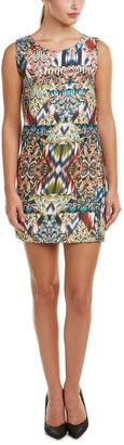 Custo Barcelona Printed Shift Dress