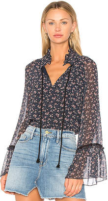 See by Chloe All Over Roses Tunic