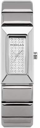 Morgan de Toi Women's Quartz Watch M1115SM M1115SM with Metal Strap