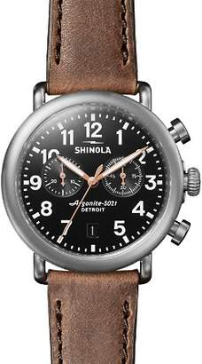 Shinola Runwell Chronograph Watch, 41mm