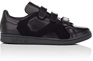 Raf Simons adidas x ADIDAS X MEN'S STAN SMITH COMFORT BADGE LEATHER SNEAKERS