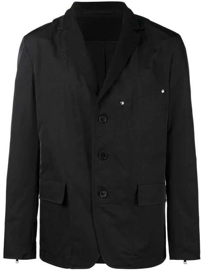 Givenchy technical stitch blazer