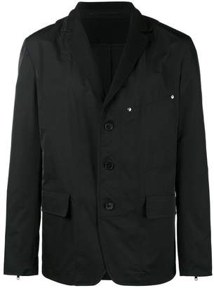 Givenchy technical stitch blazer