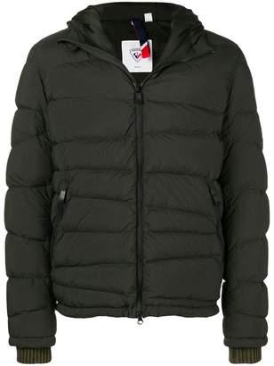 Rossignol zip front puffer jacket