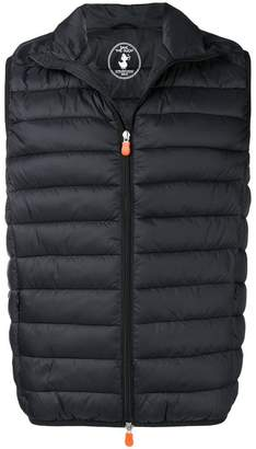 Save The Duck sleeveless padded jacket