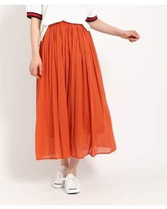 Dessin (デッサン) - Ladies [洗える]キュントボイルスカート