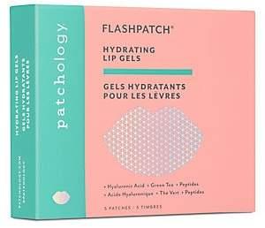 Patchology FlashPatch Lip Gels - Five Patches