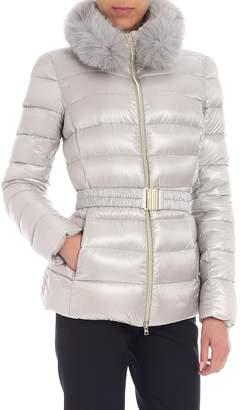 Herno Fur Insert Down Jacket