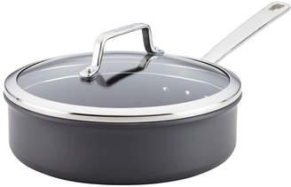 Anolon Authority Hard Anodized Nonstick 3Qt Covered Saute Pan