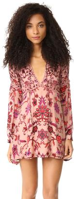 For Love & Lemons Saffron Mini Dress $273 thestylecure.com