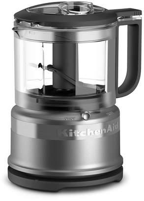 KitchenAid 3.5 Cup Food Chopper - Contour Silver