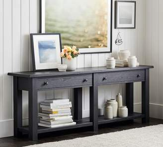 Pottery Barn Benchwright Grand Console Table