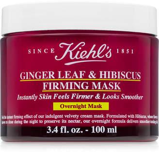 Kiehl's Ginger Leaf & Hibiscus Firming Mask, 3.4 fl. oz.