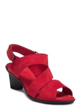 Arche Enorya Suede Sandal