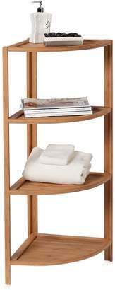 Creative Bath Ecostyles 4 Shelf Corner Tower