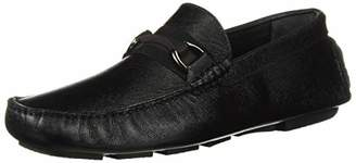 Bugatchi Mens Driver Driving Style Loafer Nero
