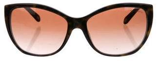 Tiffany & Co. Cat-Eye Gradient Sunglasses