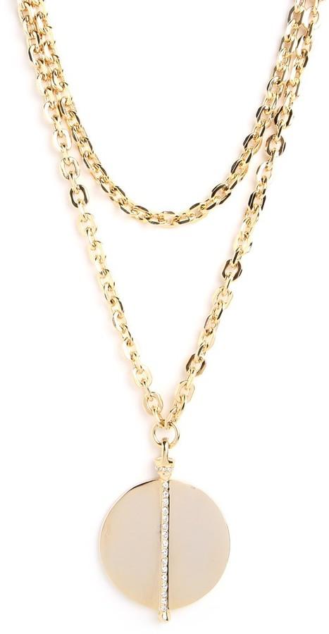 BaubleBar Bianca Bling Necklace