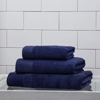 Frette Diamond Bordo Hand Towel