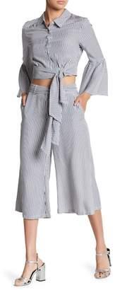 BB Dakota Striped Print Pants