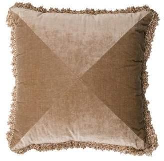 Nancy Corzine Beaded Throw Pillow