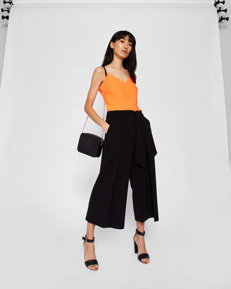 Ted Baker SIINA Scalloped neck cami