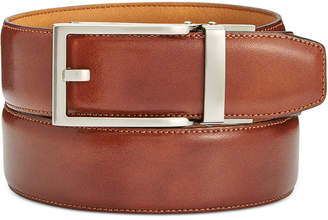 Ryan Seacrest Distinction 100% Italian Leather Men's Dress Belt