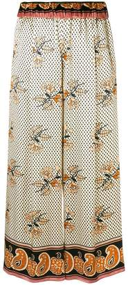 Forte Forte printed culottes