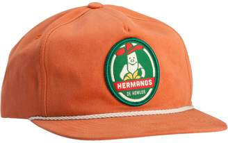Howler Brothers Hermanos Platanos Unstructured Snapback Hat