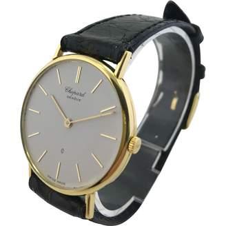 Chopard L.U.C. White Yellow gold Watches