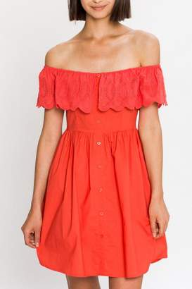 Flying Tomato Bright Day Dress