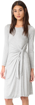 Three Dots Whitney B Twist Dress $178 thestylecure.com