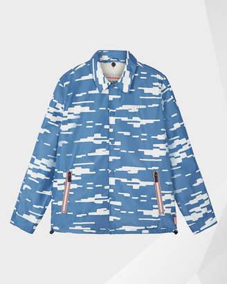 Hunter Men's Original Shell Jacket With Fleece Liner