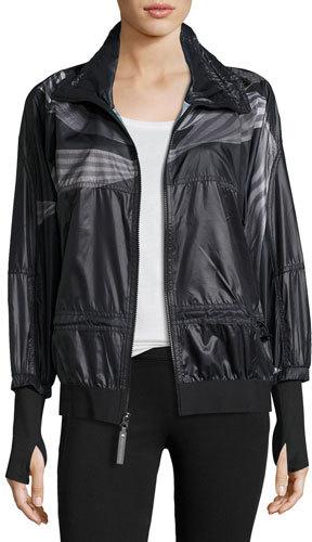adidas by Stella McCartney Run Climastorm® Jacket, Black