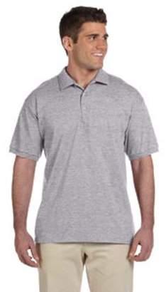 Gildan Adult Ultra Cotton Adult 6 oz. Jersey Polo