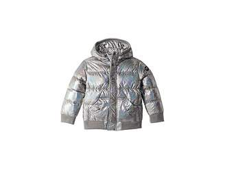Appaman Kids Puffy Coat with Hood and Front Pockets (Toddler/Little Kids/Big Kids)