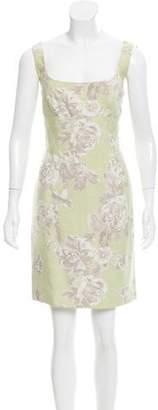 Randi Rahm Floral Sheath Dress