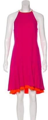 Diane von Furstenberg Kera Combo Midi Dress w/ Tags