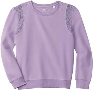 AG Jeans Lace Sweatshirt