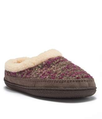 Western Chief Serene Boucle Faux Fur Lined Slipper