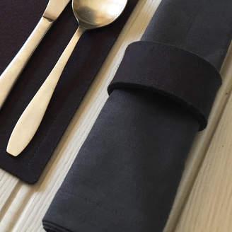 Goldborough Wool Felt Napkin / Serviette Rings